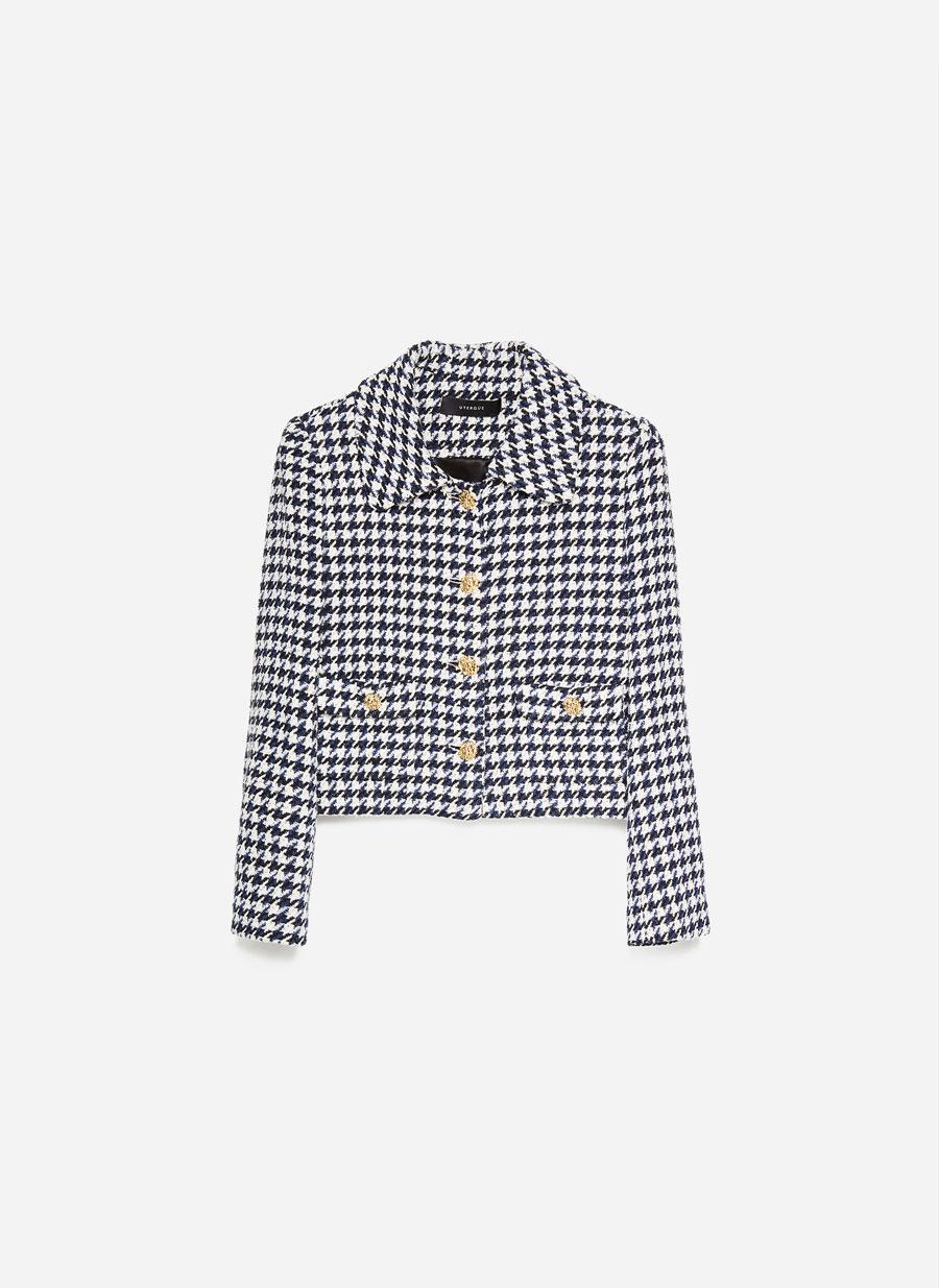 Uterque Tweed Jacket