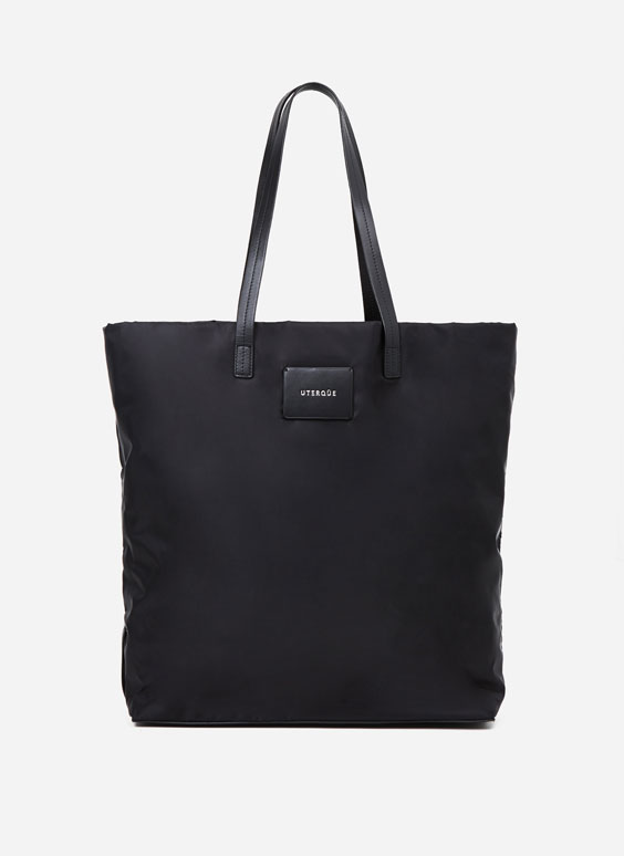 Roll-up tote bag