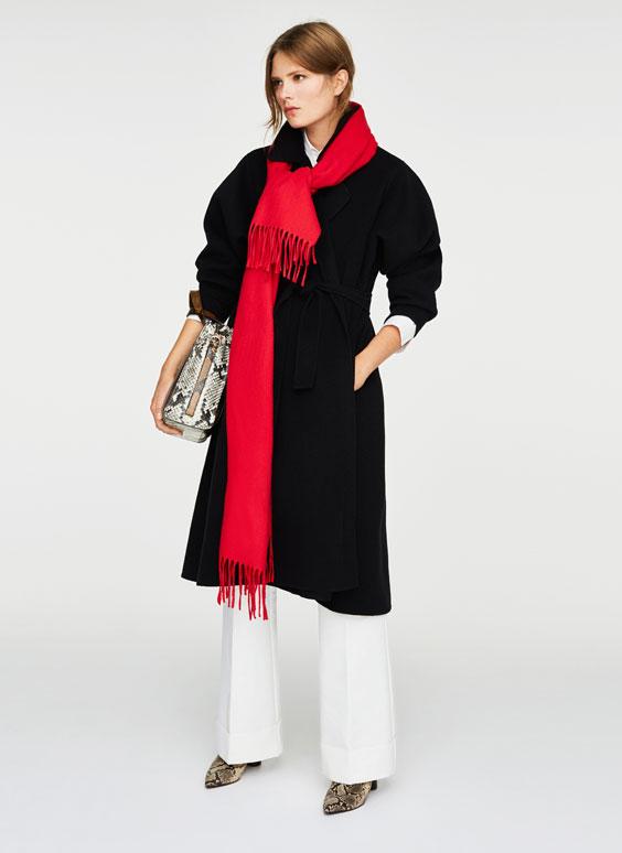 Mini shopper torba s uzorkom zmijske kože