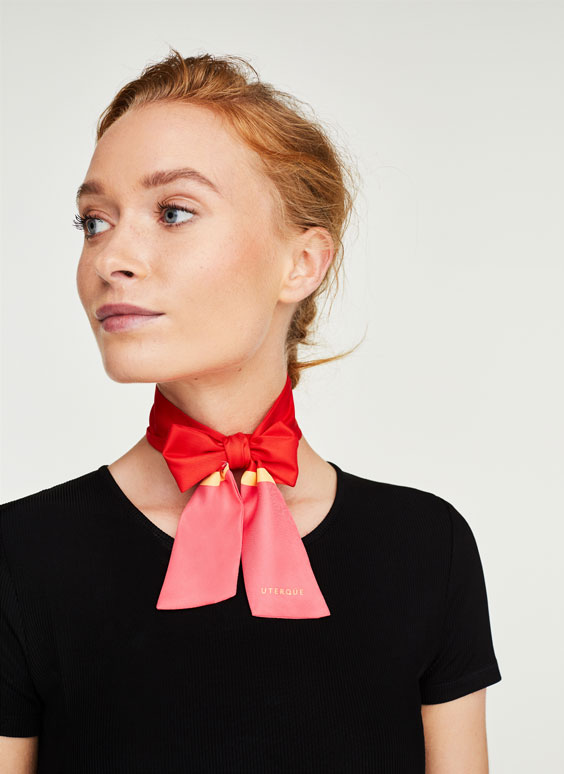 Mini neckerchief