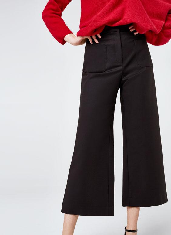 Spodnie z kieszeniami