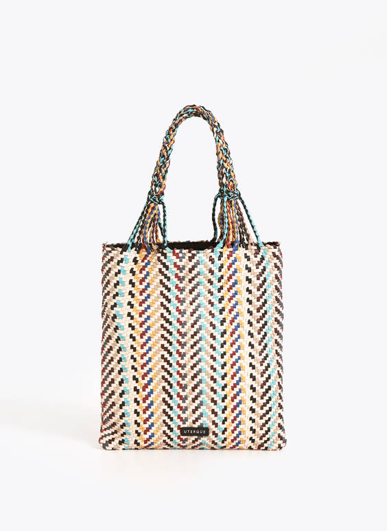 Plaited bag