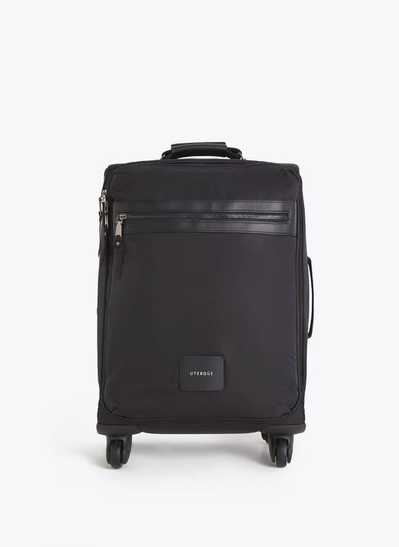 Nylon suitcase
