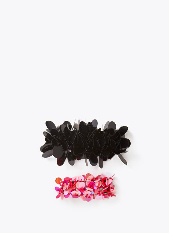 Pack of hair clips