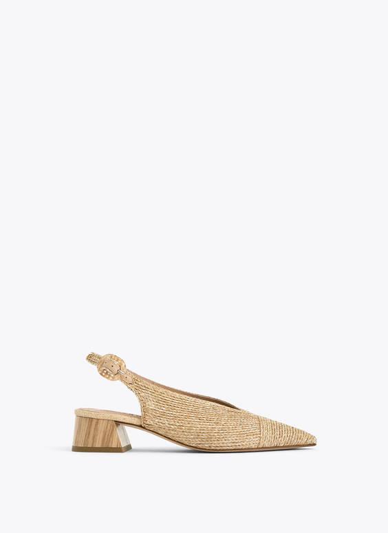 Raffiakiust kingad