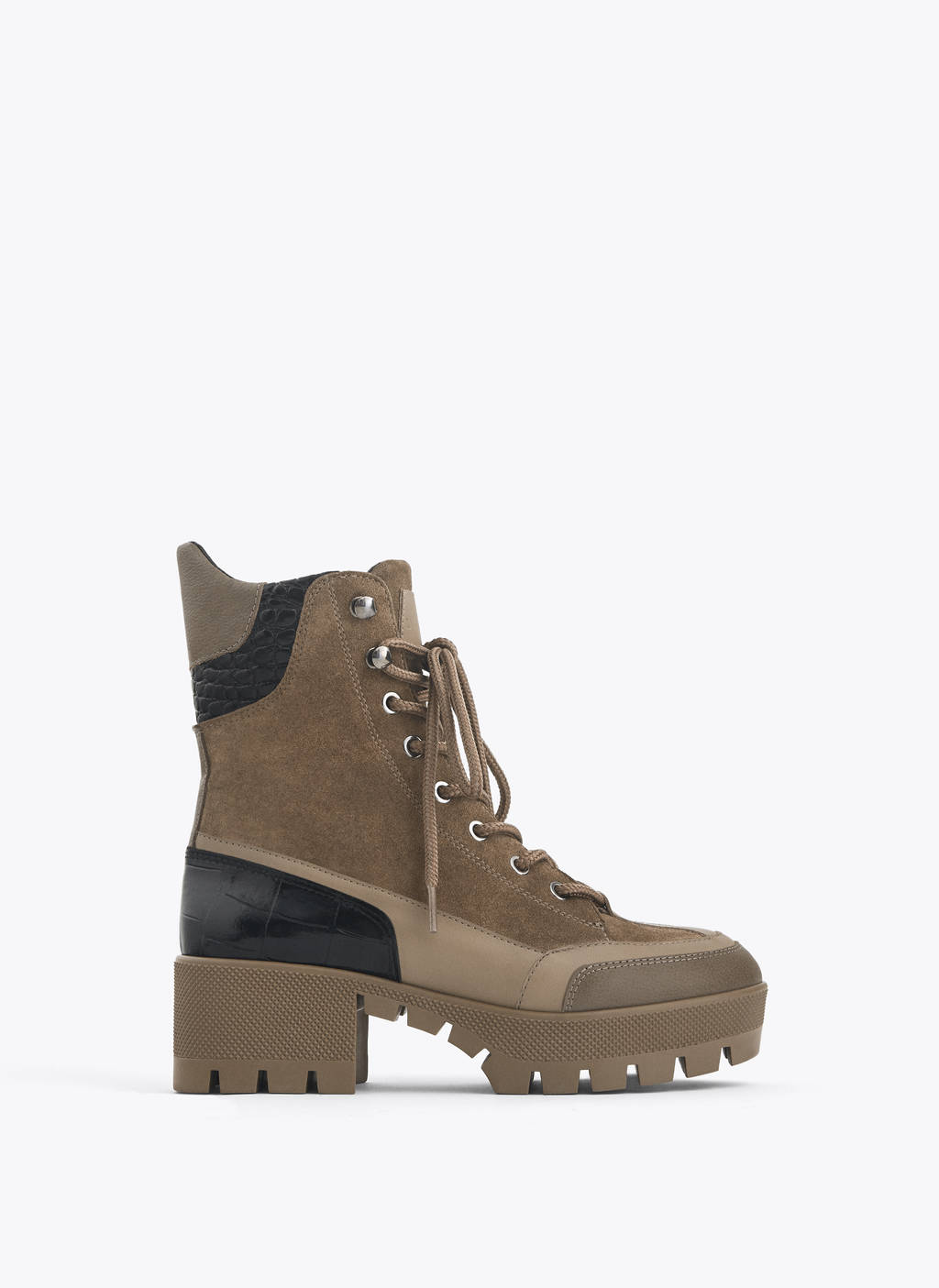 49b9cb89b5f Boots and Ankle Boots - Footwear - Uterqüe Finland
