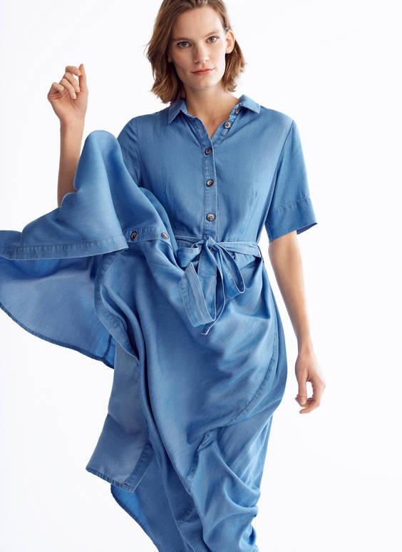 Φόρεμα από Lyocell