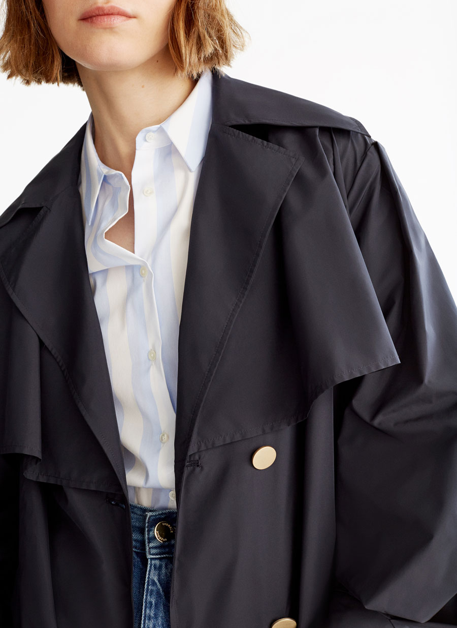 1afc7902290c Trench coat - View all - Coats and jackets - Ready to wear - Uterqüe Spain