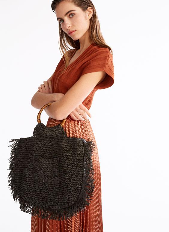 竹质手柄水桶包