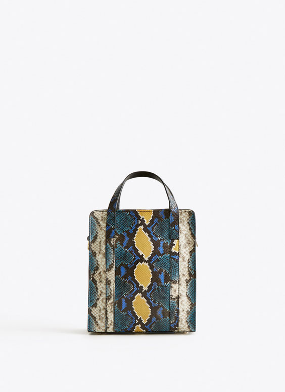 Tote bag serpente