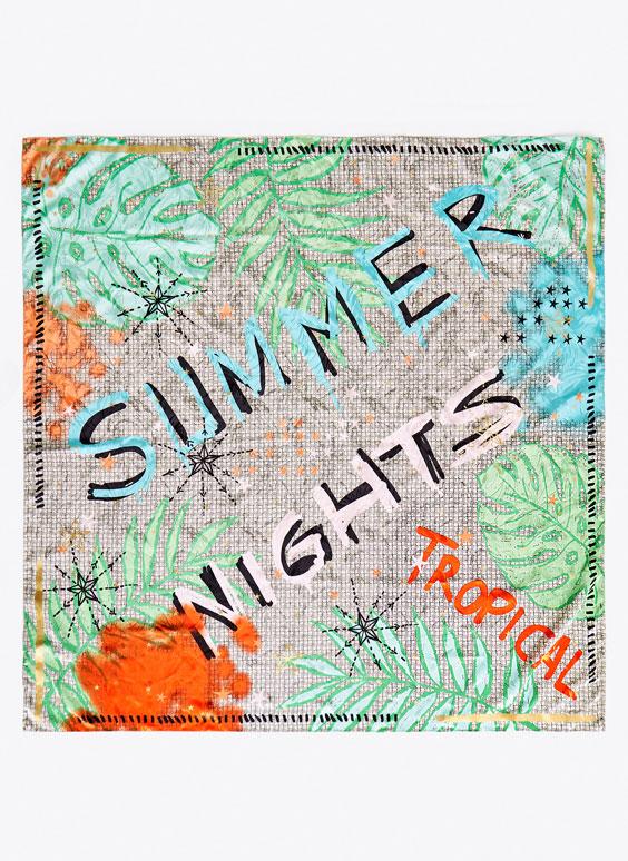 Chusta maxi summer
