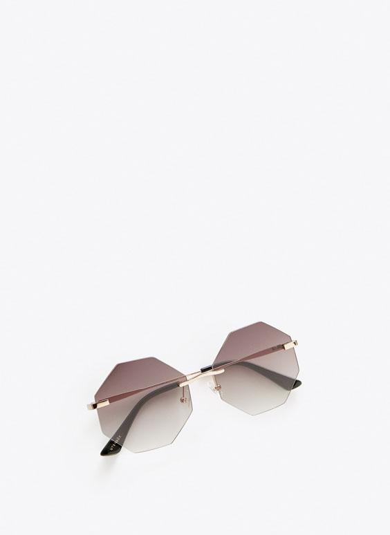 Naočale osmerokutnog oblika