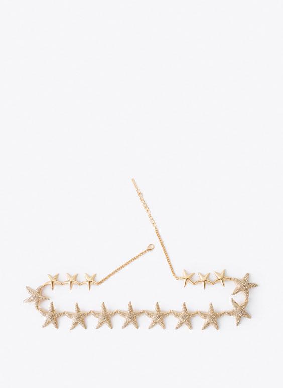Cinturón estrella de mar