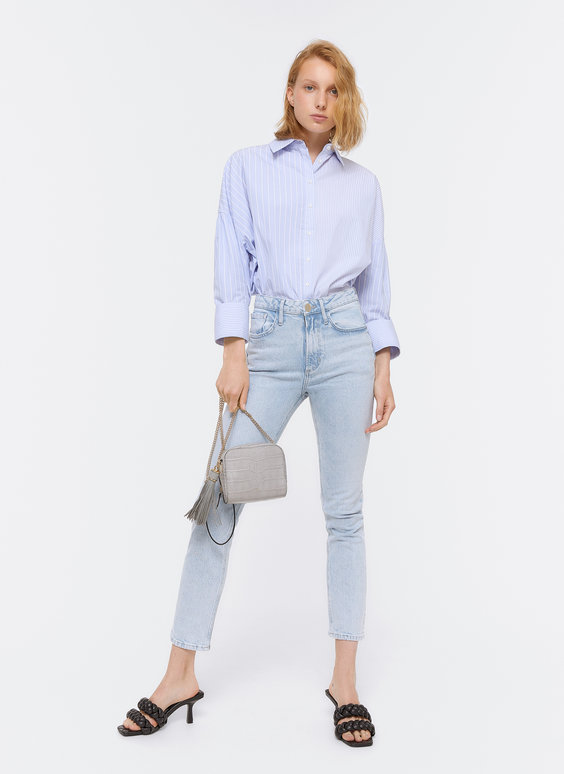 Pantalón tejano básico