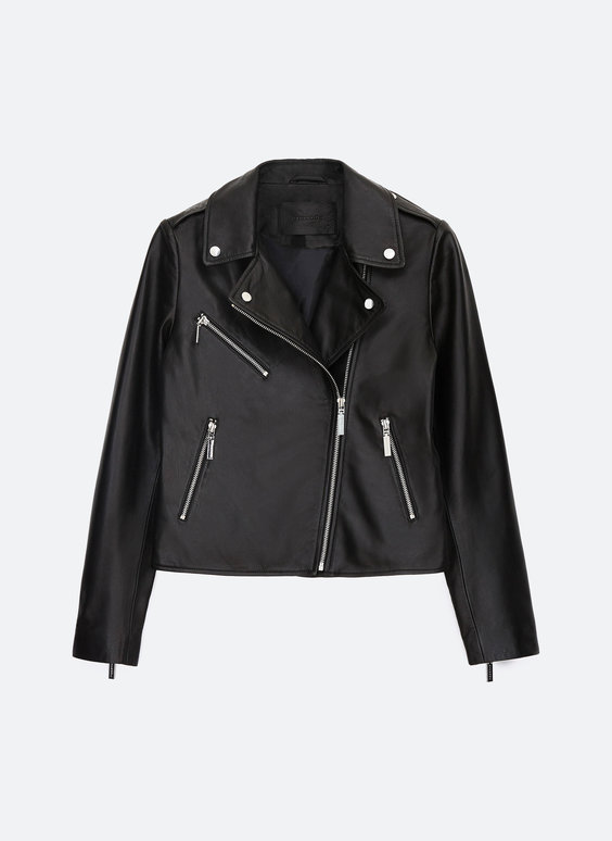 Biker jacket