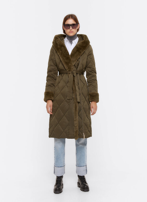 Long parka