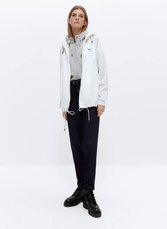 IN/OUT zip jacket in nylon