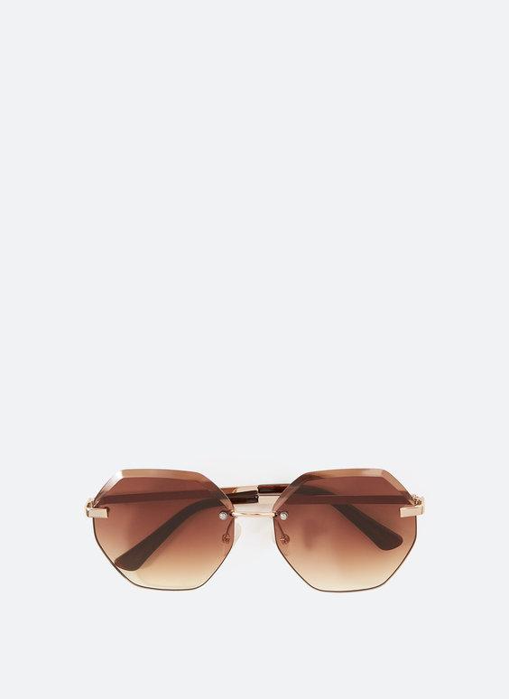 Sluneční brýle bez obrouček