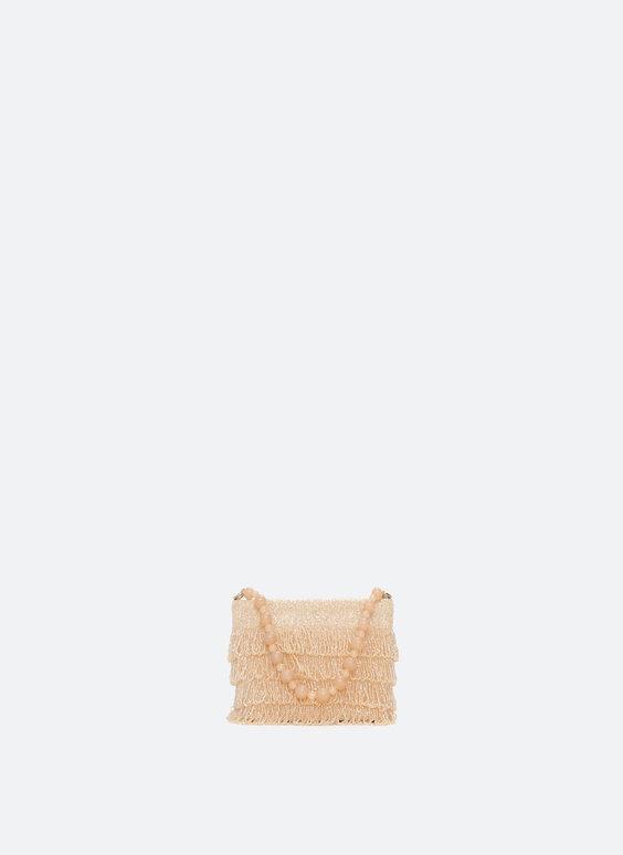 Společenská kabelka s korálky