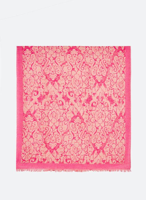 Jacquard scarf
