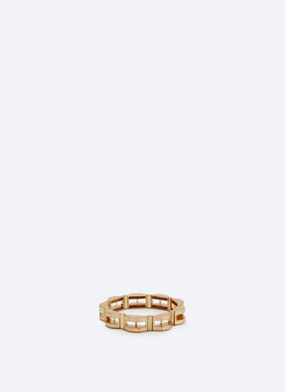 Smooth stretch chain bracelet