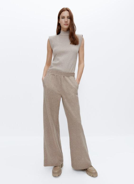 Pantalon maille