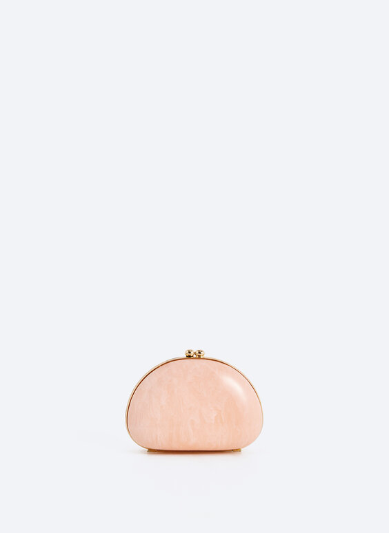 Tortoiseshell evening bag