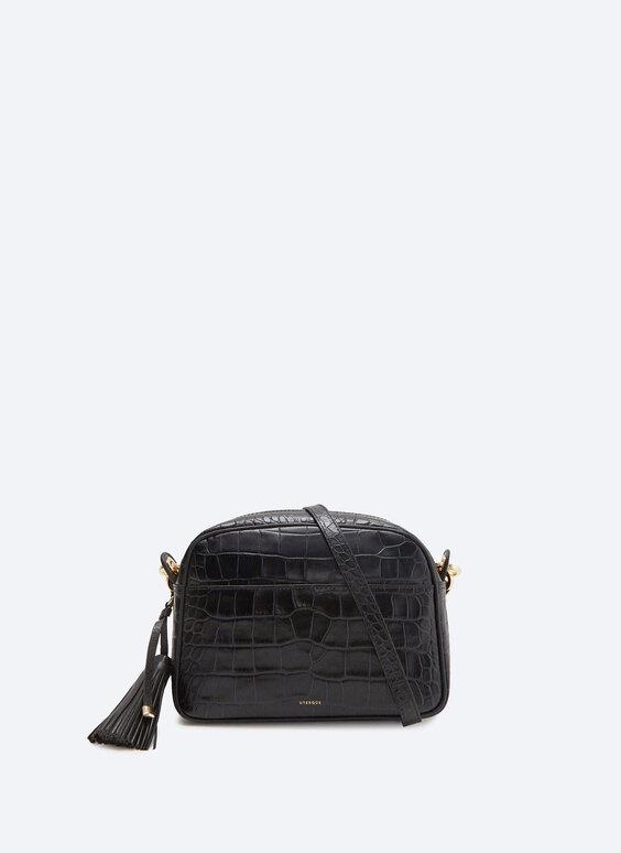 XL plecu somiņa ar pušķi