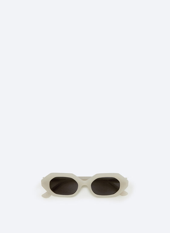 Hexagonal sunglasses