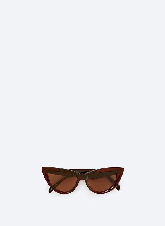 Brown sunglasses