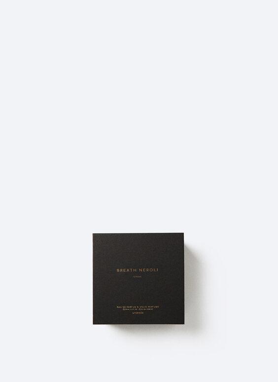 Uterqüe Breath Neroli Eau de Parfum + Solid Parfum