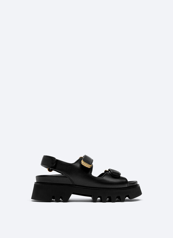Sandale od eko kože