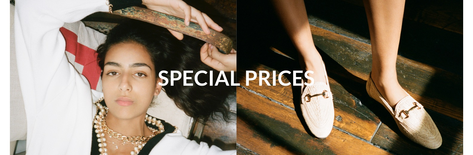 Special Prices